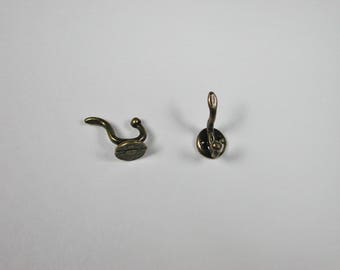 Hooks, V C 3092 for the doll, the Doll House, dollhouse miniatures, Nativity scenes, miniatures, model construction
