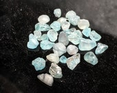Blue Zircon Crystal - Stones of Protection and Vitality