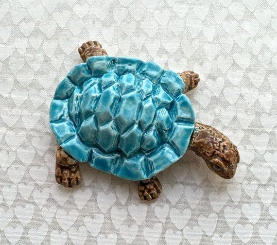 Turquoise Turtle Mosaic Supply Ceramic Tile From