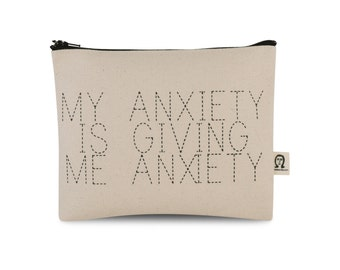 anxiety pouch