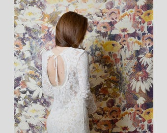 Lace dress, Maxi Dress, Jersey Dress, Floral Dress, Beach Dress