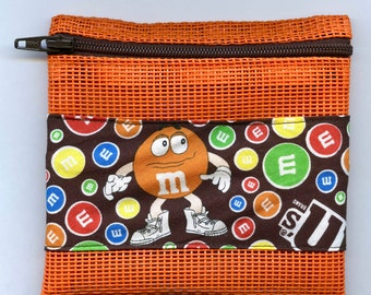 M&M Candy Coin Purse
