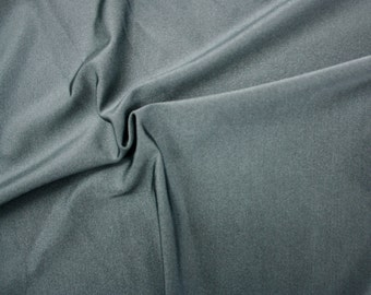 "Olive Gray Nylon Spandex Fabric 58/60"" Wide Per yard"