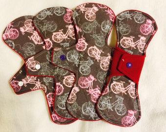 "10"" Moderate Cotton top cloth pad"