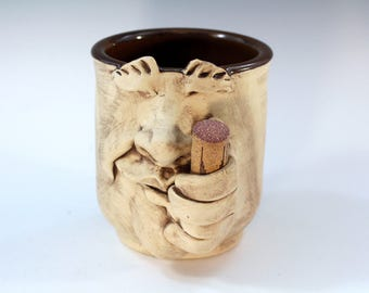 Pottery Wine Chiller