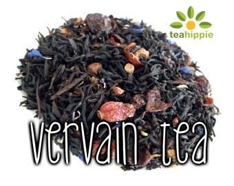 50g Vervain Tea - Loose Black Tea (Vampire Diaries/The Originals Inspired)