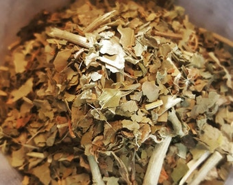 Dried Passion Flower Herb - Cut and Sifted