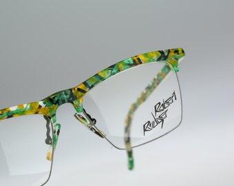 Robert Rudger 0720 118-03  / Vintage eyeglasses & sunglasses / 90S unique and rare