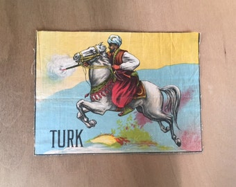 The Turk depiction from the Book of Daniel