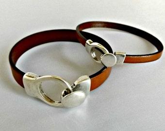 Leather bracelets for couples, couple bracelet, couples bracelets, couples set, couples jewelry, bracelet couple, his and her bracelet
