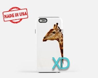 Giraffe iPhone Case, Wild iPhone Case, Giraffe iPhone 8 Case, iPhone 6s Case, iPhone 7 Case, Phone Case, iPhone X Case, SE Case New
