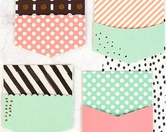 Prima - My Prima Planner - Paper Pockets 4 Pack