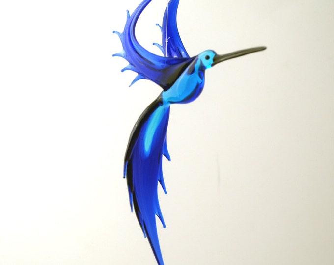 e36-210 Hummingbird Blue