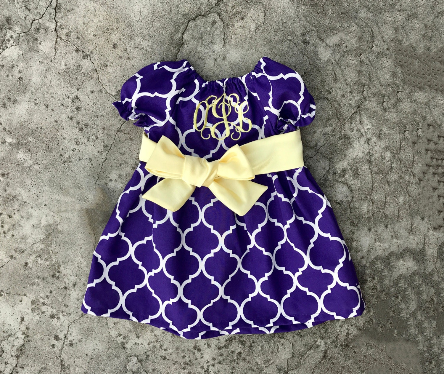 Baby girl outfits baby girl clothes purple baby dress