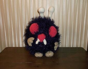 Venonat Pokemon Crochet Amigurumi