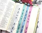 White - Wwjd Bracelet, Bible Journaling, Bookmark
