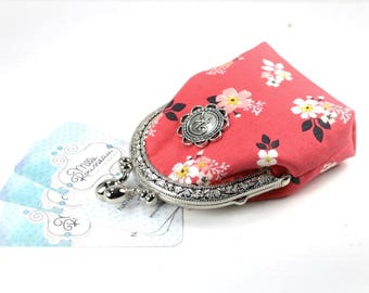 Card holder | Retro style | Gift for mother's day