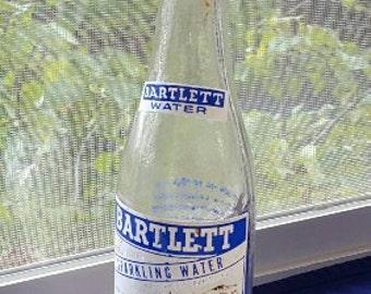 Bartlett Mineral Spring Water Bottlle  Lake  County California