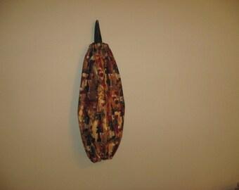 wine bag holder, reuse, plastic bag holder