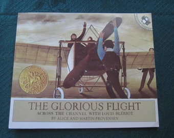 The Glorious Flight by Alice and Martin Provensen Caldecott Medal