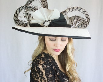 Kentucky Derby Fascinator -  BR2017-066