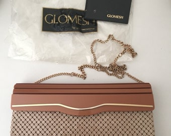 Glo Mesh by Glo International Australia Vintage Clutch Bag