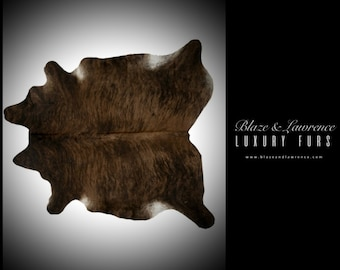 Ultimate Luxury Gift Or Luxury House Decor/Breathtaking Hollywood Cowhide Rug/Luxury Condo Apartment Office Fur Rug/2017LuxuryCollection
