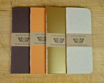 Small Handmade Sugarcane Paper Memo Book