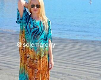 Solemare beach kaftan, caftan, caftan dress