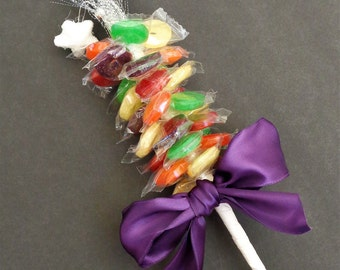Candy Magic Wand Fairy Star Edible Princess Birthday Party Favors Kids