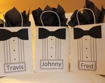 Groomsmen Giftbag- Set of 8