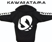 Guzma Team Skull Pokemon Cosplay Hoodie
