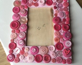 Photoframe - Pink