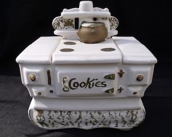 McCoy Stove Cookie Jar