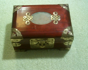 Chinese Jewelry Box