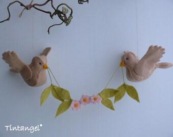 Spring Birds - DIY kit