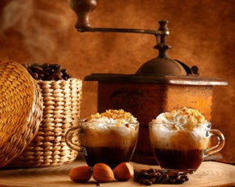 GOOD MORNING HAZEL-Soy Wax Melts-Hazelnut Coffee -  essential & aromatic oils!