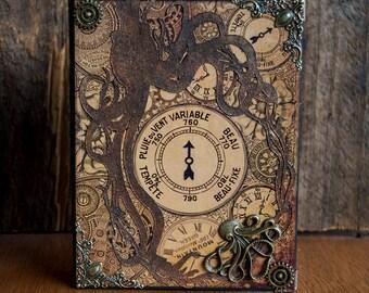 Steampunk Photo Album