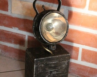 Industry lamp - vintage - original