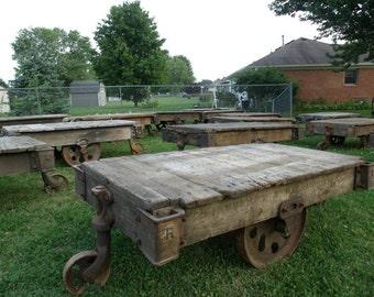 Farm Fresh Original Lineberry Factory/Warehouse Carts