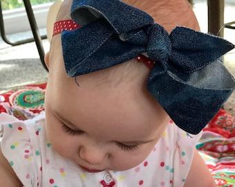 Fourth of July Patriotic Headbands