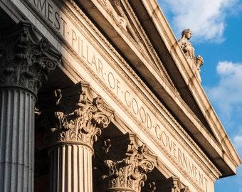 New York City Architecture // Fine Art Photography // Giclée Photo Print