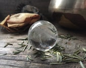 Clear Quartz Crystal Sphere - Crystals Meditation Altar Jewelry Supply