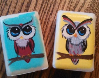 Painted Owl Soap