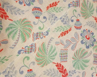 Linen Table Cloth or Curtain