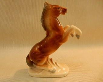 Mid Century Ceramic Horse