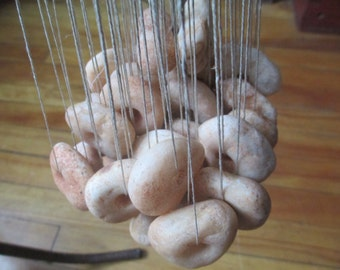 primitive fishing net weights