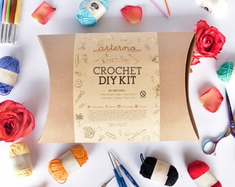 Crochet DIY Kit