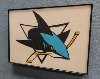 San Jose Sharks Wall Art