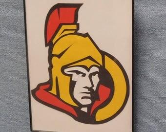 Ottawa Senators Wall Art